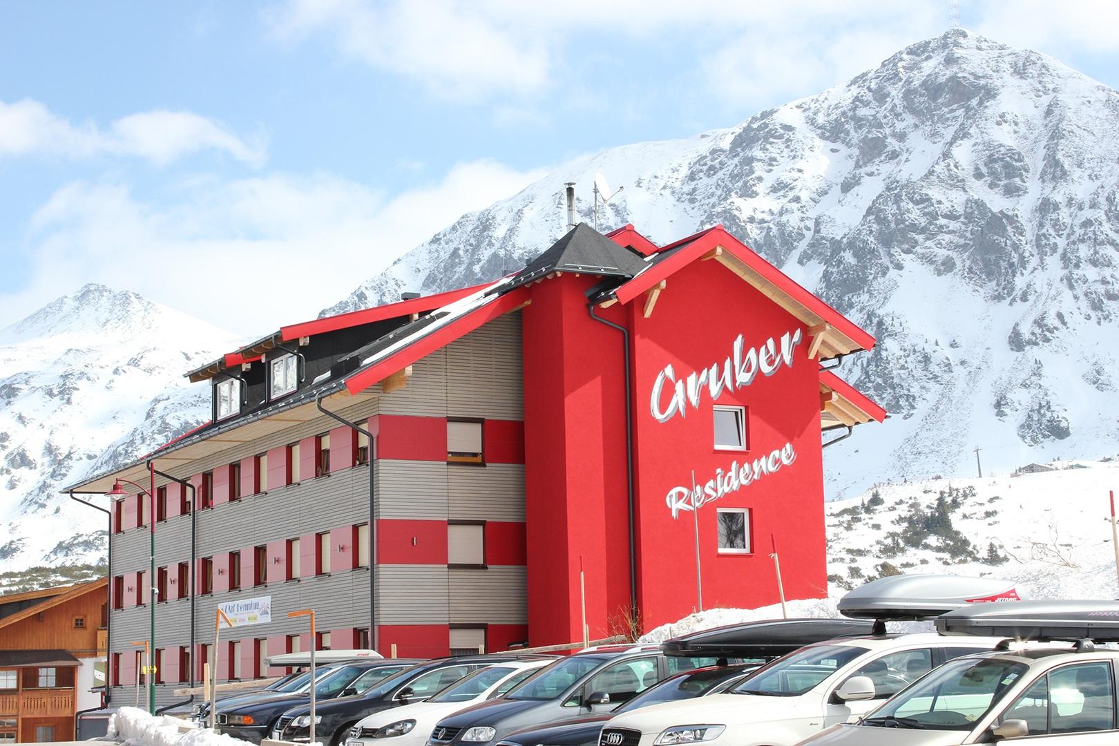 Die Gruber Residence - Unser Mitarbeiterhaus mitten in Obertauern
